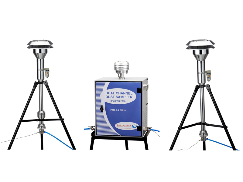 Dual Channel Dust Sampler manufacturer