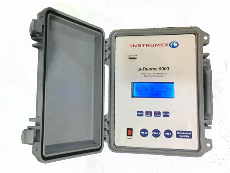 Portable Real Time Air Quality Monitors manufacturer